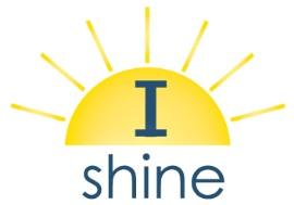 i shine logo